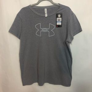 NWT! Women's Under Armour Graphic Tee Size XL